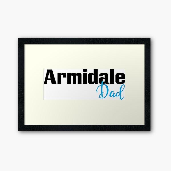Armidale Dad Framed Art Print