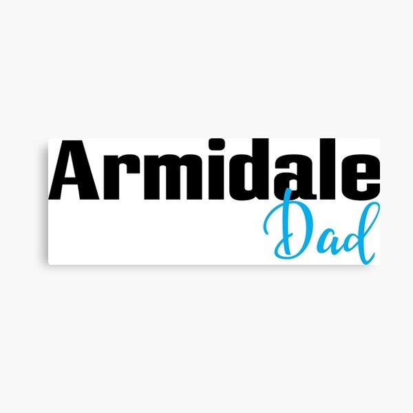 Armidale Dad Canvas Print