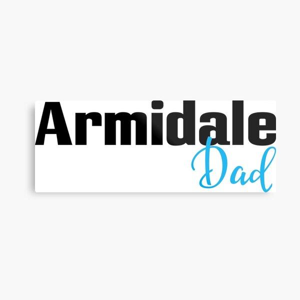 Armidale Dad Metal Print