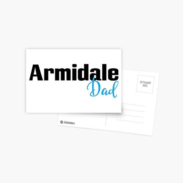 Armidale Dad Postcard