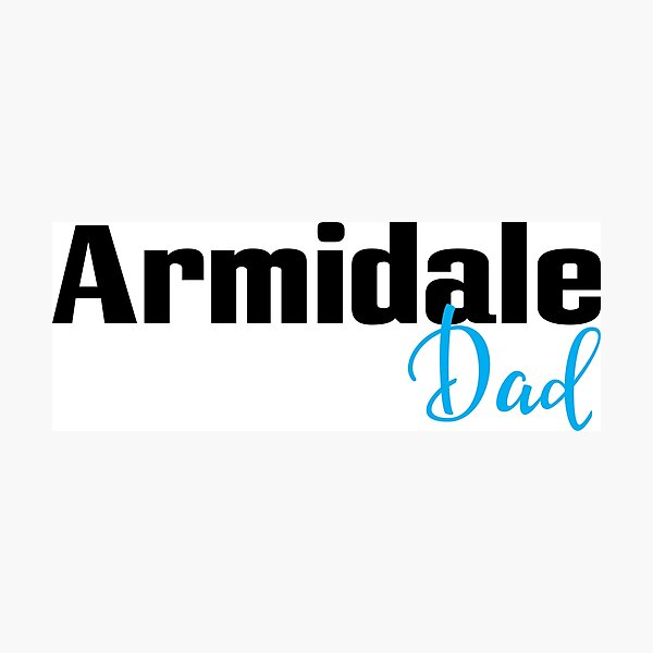 Armidale Dad Photographic Print