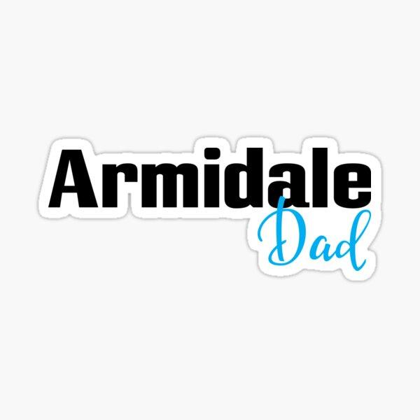 Armidale Dad Sticker