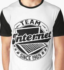 Team Internet - Since 1969 Graphic T-Shirt