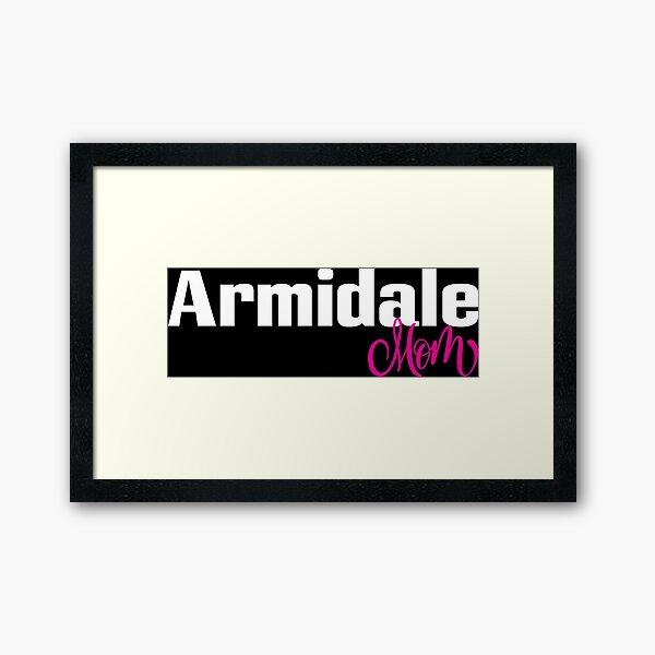Armidale Mom Framed Art Print