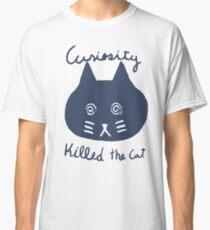 Ichimatsu Curiosity Killed the Cat shirt Classic T-Shirt