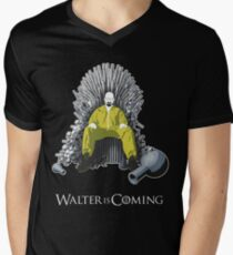 Walter is Coming (Breaking Bad x Game of Thrones) T-Shirt