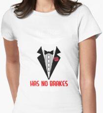 The Train has no brakes T-Shirt