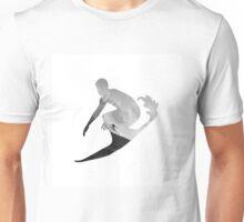surfer within Unisex T-Shirt