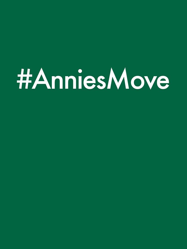 #AnniesMove | Unisex T-Shirt