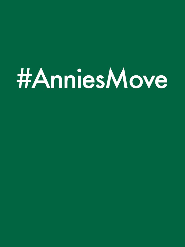 TShirtGifter presents: #AnniesMove | Unisex T-Shirt