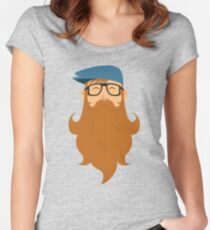 A beards tale Women's Fitted Scoop T-Shirt