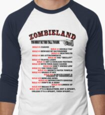 This tall to ride Zombieland T-Shirt