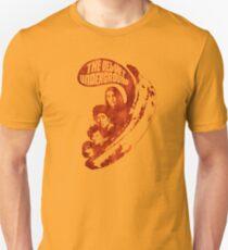 VU Banana (brown) distressed  T-Shirt