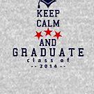 Keep Calm and graduate VRS2 by vivendulies