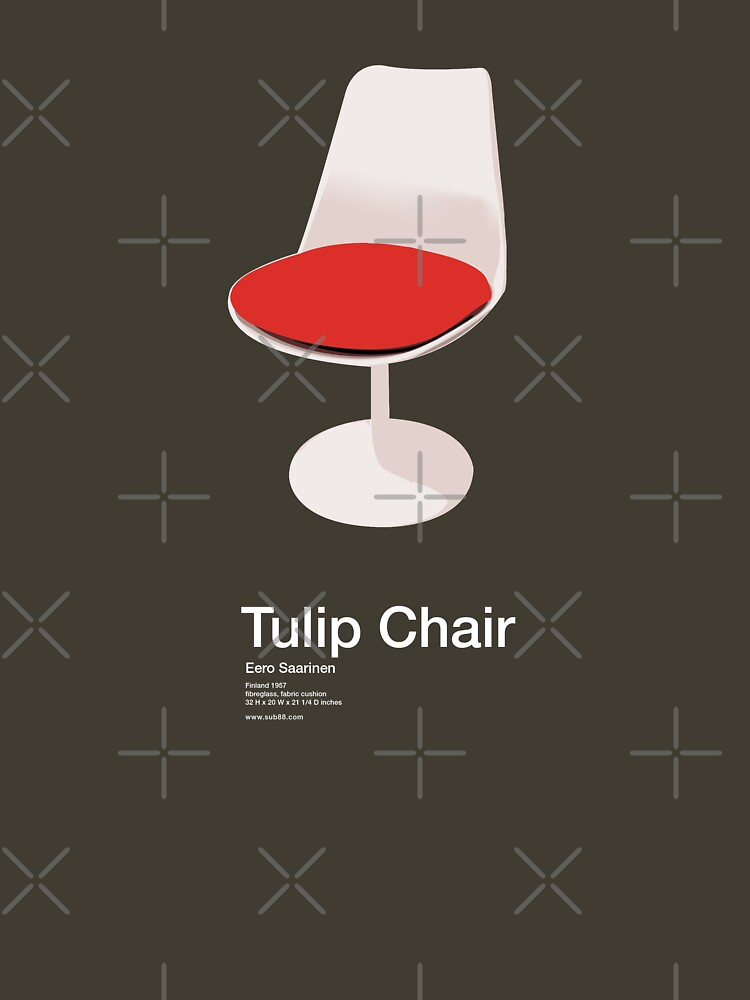 Tulip Chair /// by sub88