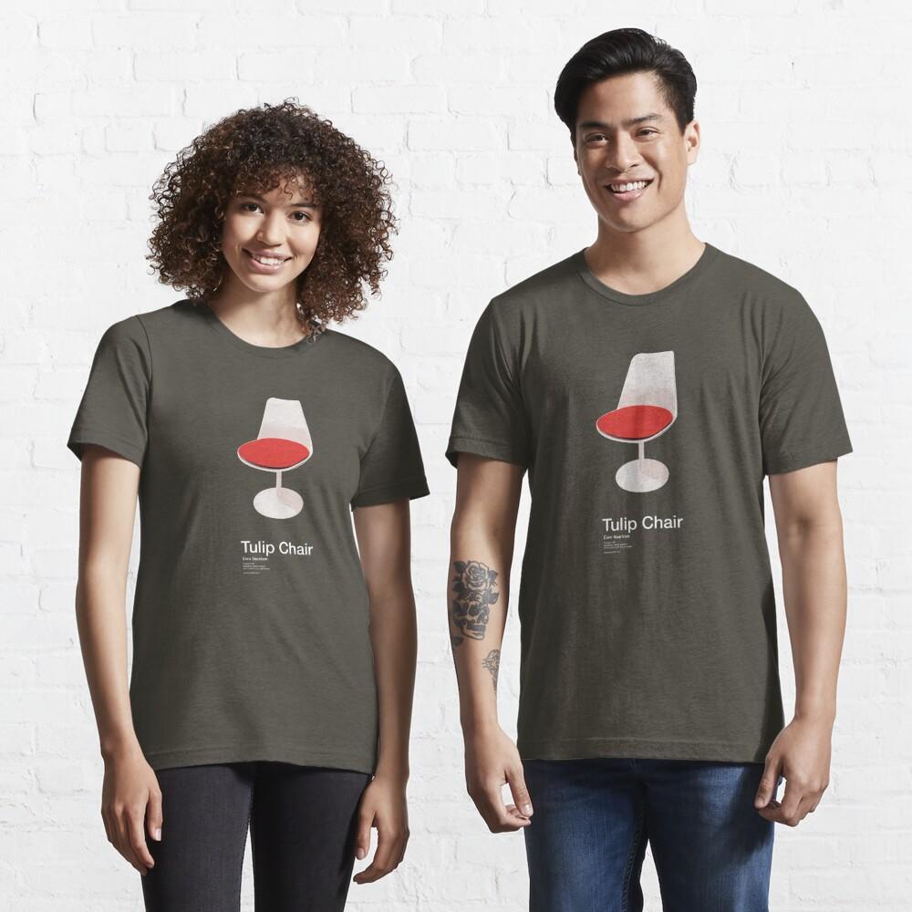 Tulip Chair /// Essential T-Shirt