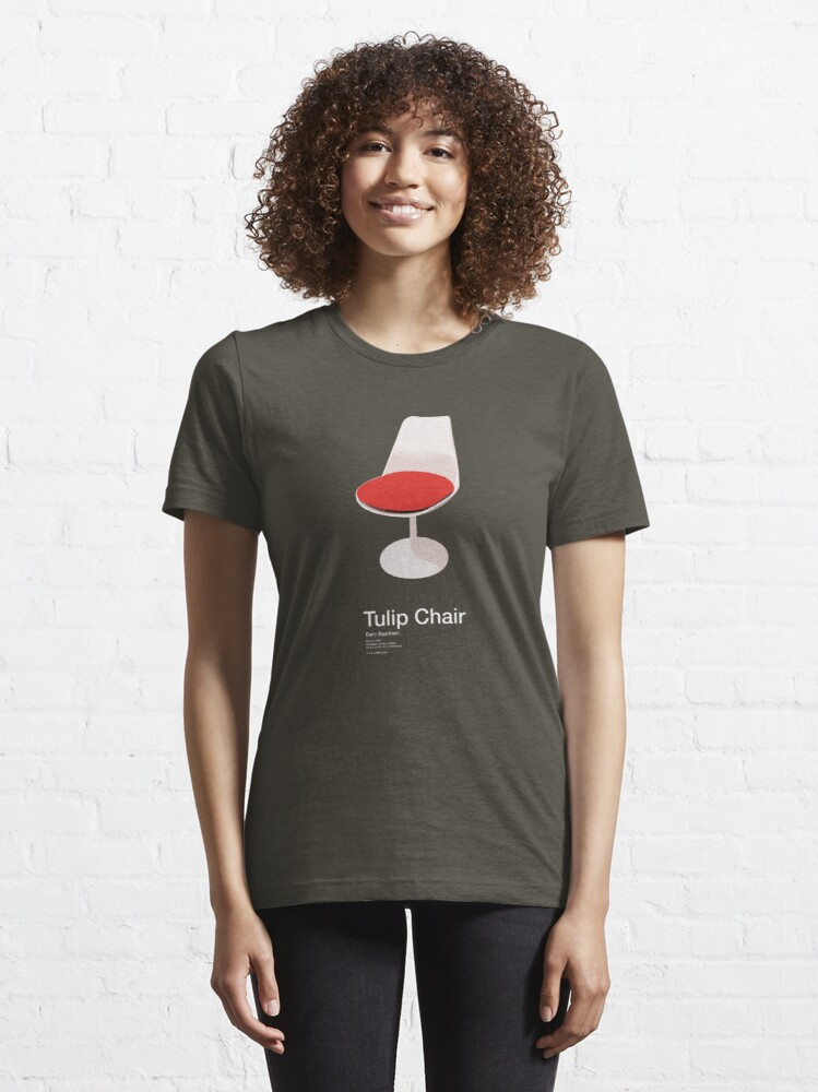 Alternate view of Tulip Chair /// Essential T-Shirt