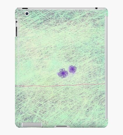 A pair iPad Case/Skin