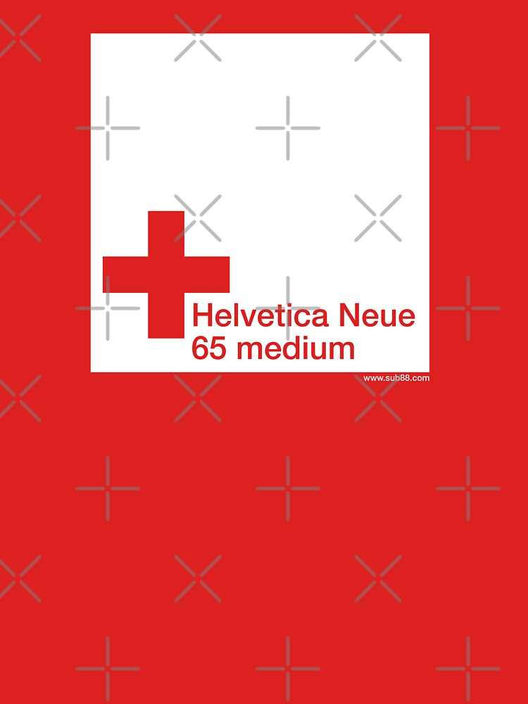 Helvetica 65 medium /// by sub88