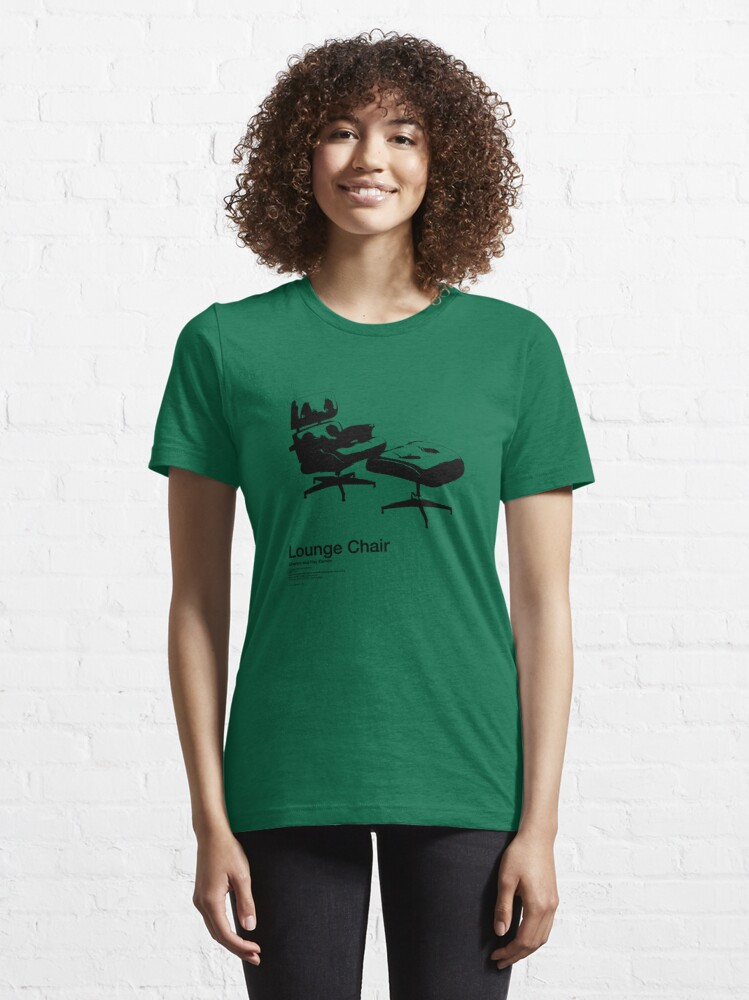 Alternate view of Lounge Chair /// Essential T-Shirt