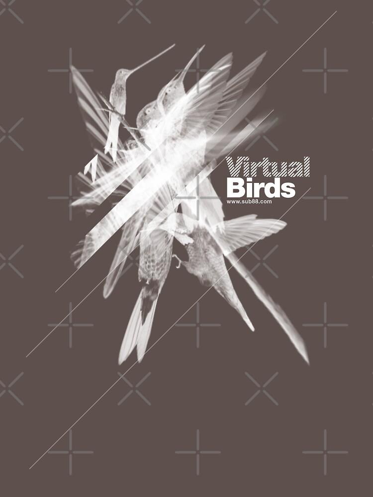 Virtual birds /// by sub88