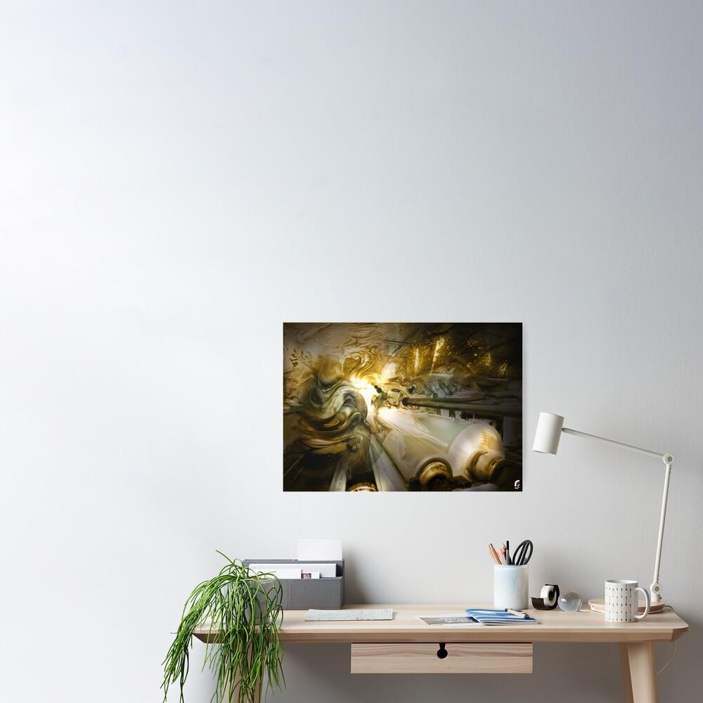 AfraktPlace /// Poster