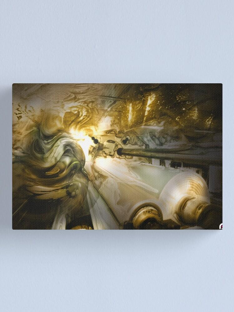 Alternate view of AfraktPlace /// Canvas Print