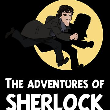 The adventures of Sherlock by jasesa