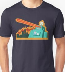 Giant robot... just another monday T-Shirt
