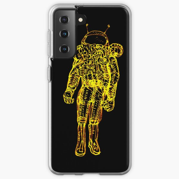 Spaced Out...Man... Samsung Galaxy Soft Case