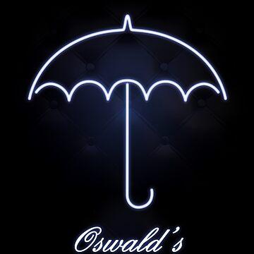 Gotham Oswald's night club by Ironmoth