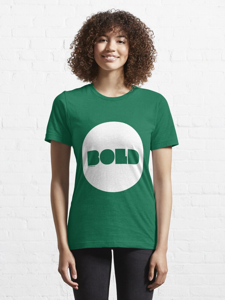Alternate view of Bold /// Essential T-Shirt