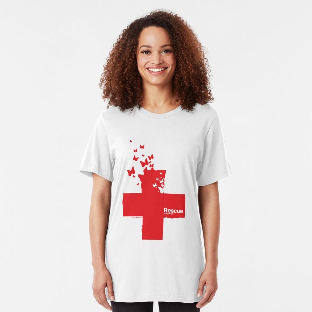 Rescue /// Slim Fit T-Shirt
