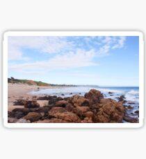 South Aussie beach Sticker