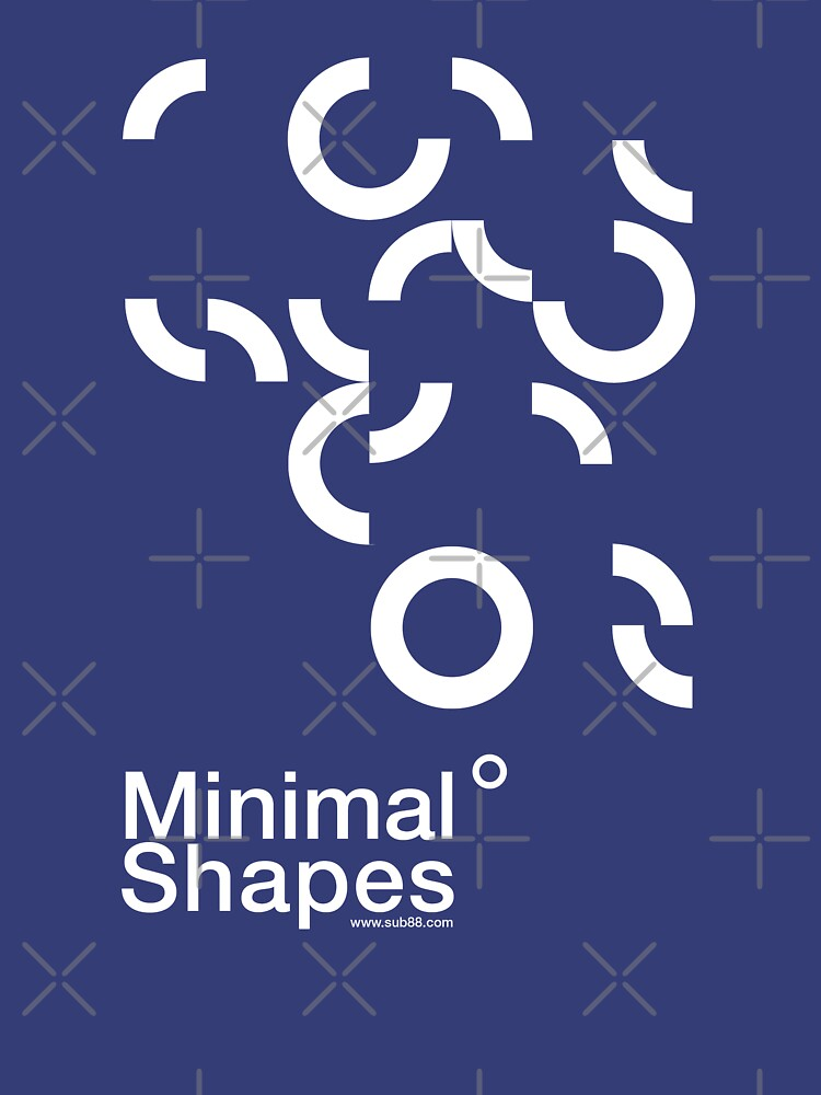 Minimal Shapes /// by sub88