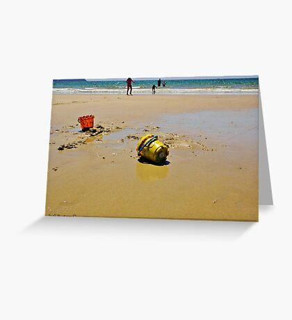 Summer at Somerset Greeting Card