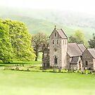 Ilam Hall, Staffordshire by LazloWoodbine