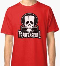 FrankenSkull New Ohm Logo Big Classic T-Shirt