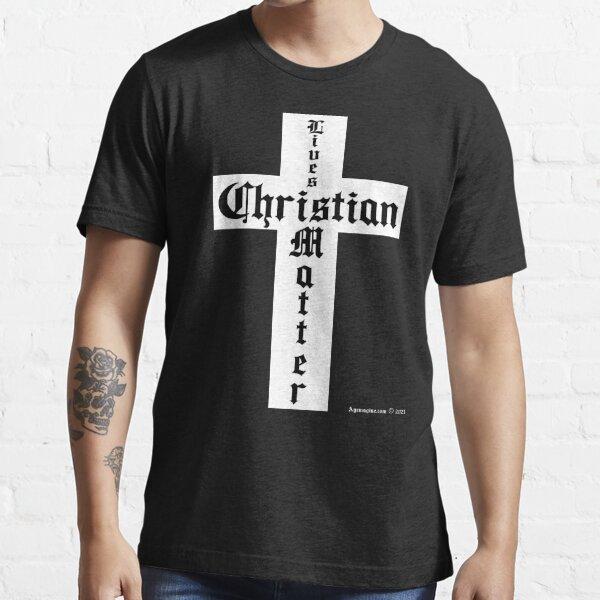 Christian Cross Essential T-Shirt