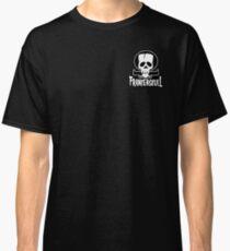 FrankenSkull Ohm Logo Small Classic T-Shirt