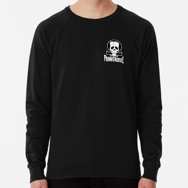 FrankenSkull Ohm Logo Small Lightweight Sweatshirt