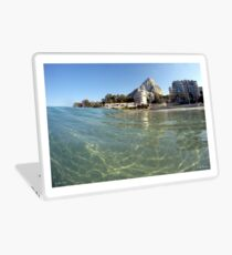 Calpe from the water Laptop Skin