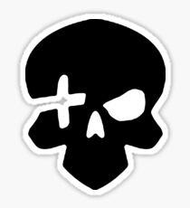 High Noon (Black) Sticker