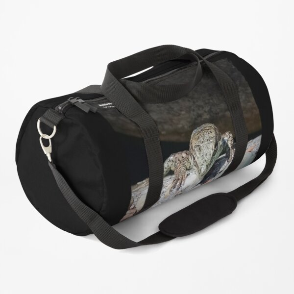 Return of the Lizard King Duffle Bag