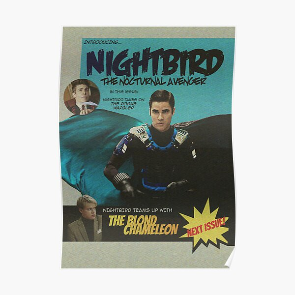 Introducing Nightbird Poster
