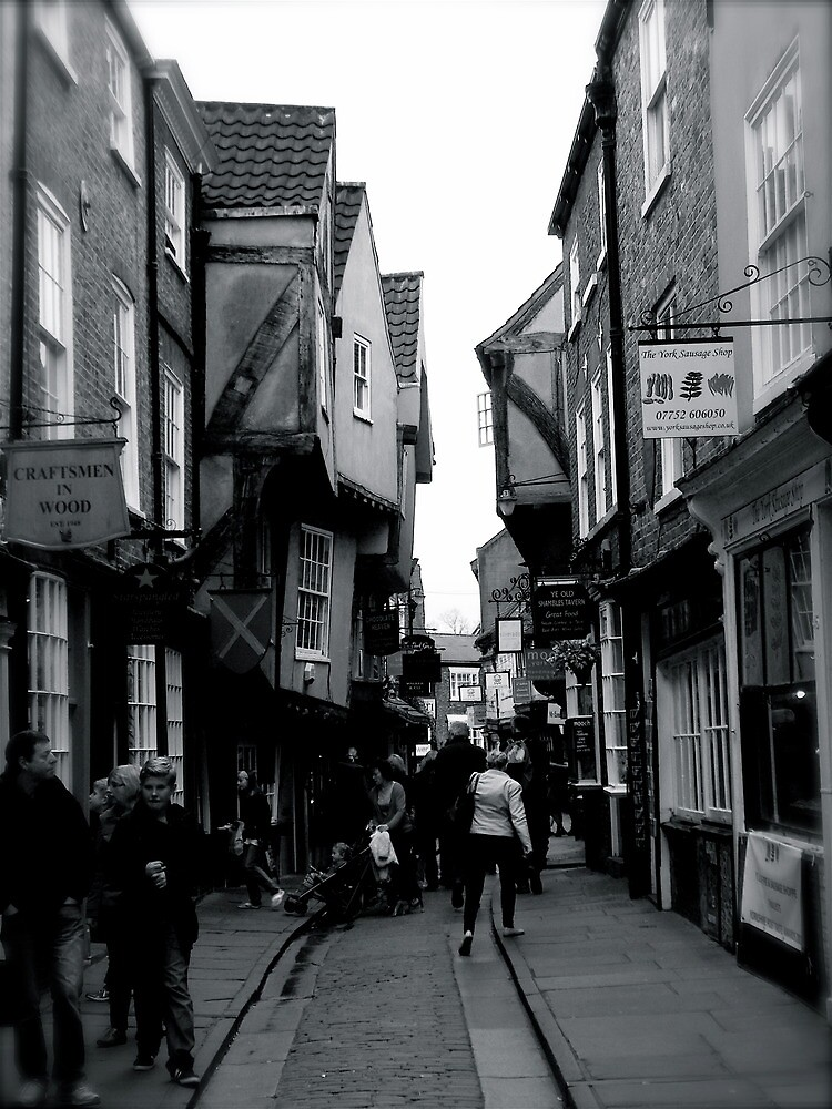 The Shambles, York by robsteadman