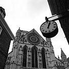 York Minster by Robert Steadman
