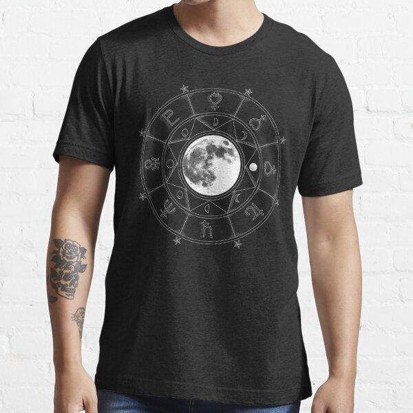 Lunar Mandala Essential T-Shirt