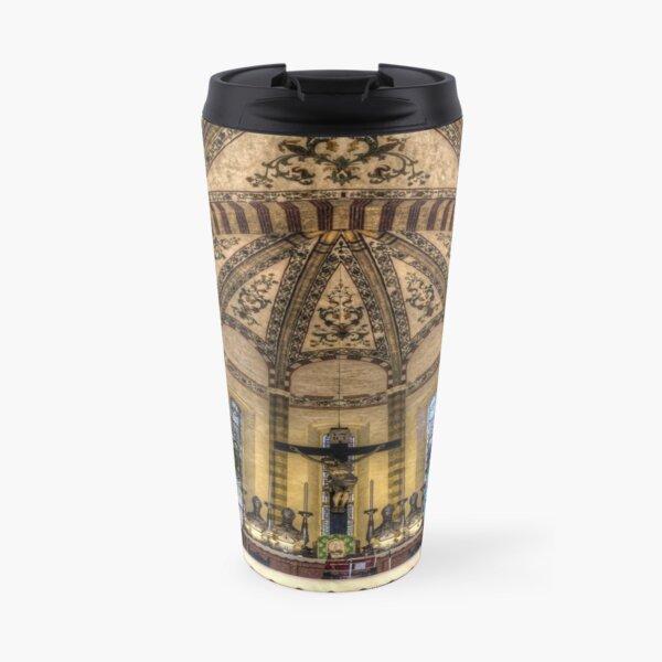 The Basilica Of Saint Anastasia Verona Travel Mug