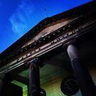 Castle Museum, York by Robert Steadman